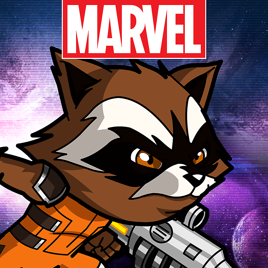 Marvel Guardians of the Galaxy: The Universal Weapon iOS